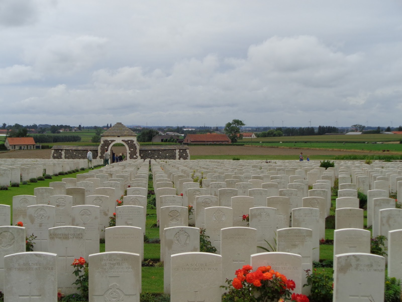 East of Cape Spear: In Flanders Fields the Poppies Blow