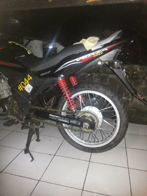 Honda Verza Riders Bandung SHOW YOUR BIKE