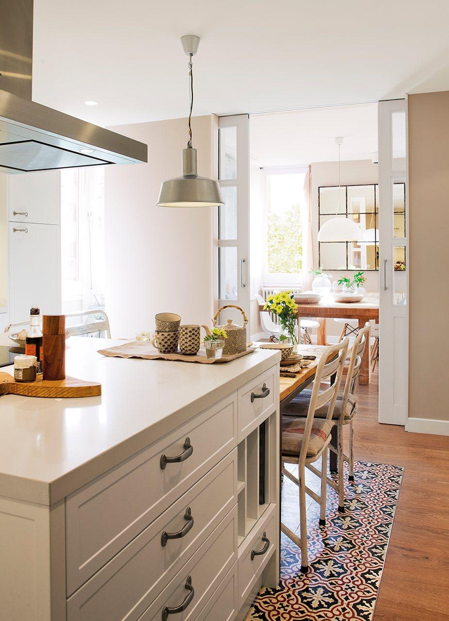 Blog achados de decora o casa com decora o perfeita - Suelos para cocinas rusticas ...