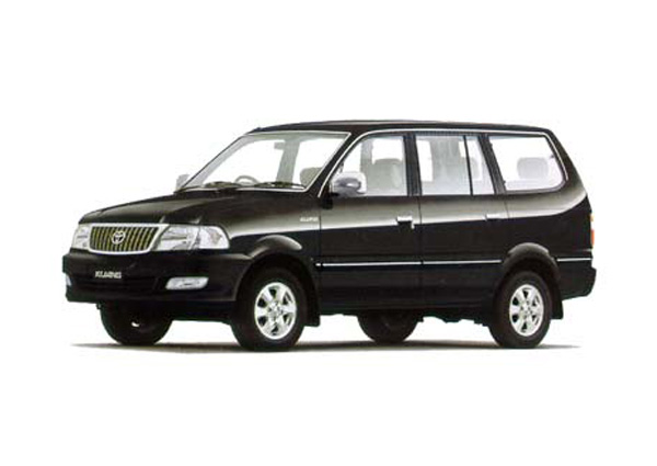 Toyota Kijang LGX , Toyota is a car that the majority used as a family