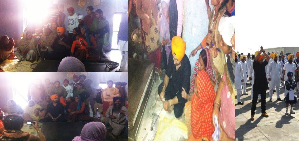 Diljit Dosanjh Family