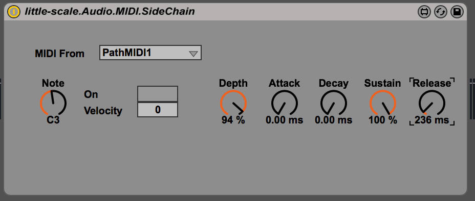 how to send track to bus channel ableton