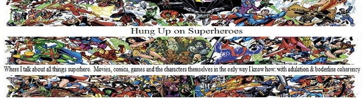 Hung Up on Superheroes