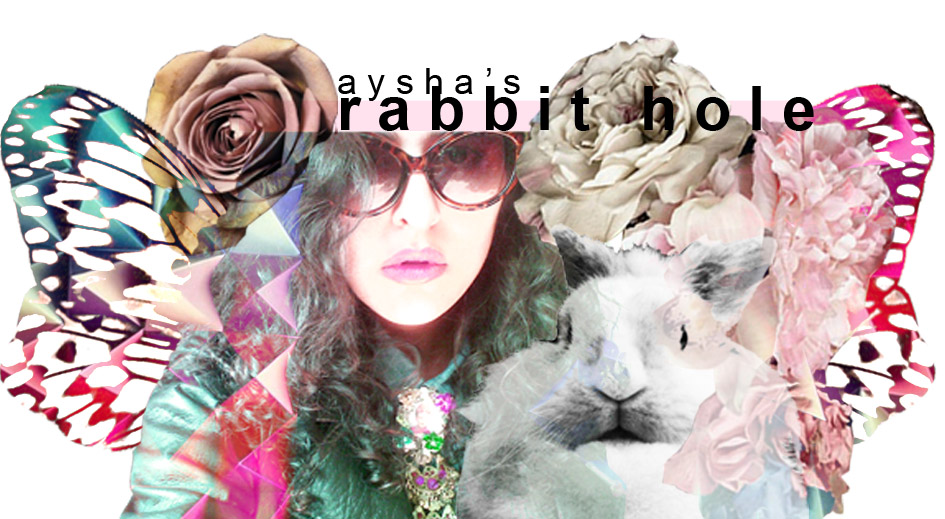 Aysha&#39;s Rabbit Hole