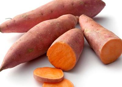 Thức ăn giảm cân - khoai lang