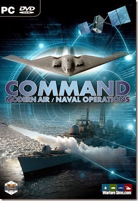 Torrent Super Compactado COMMAND MODERN AIR NAVAL OPERATIONS PC