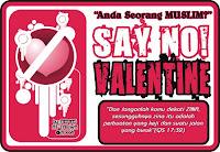 hukum valentine,  ucapan hari valentine, sejarah hari valentine, kisah hari valentine, keburukan hari valentine, merayakan hari valentine, sambutan hari valentine, maksud hari valentine, puisi hari valentine.
