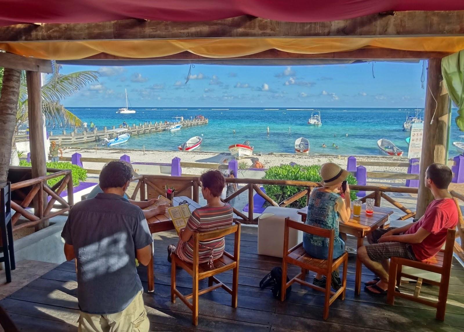Joe S Retirement Blog A Few Restaurants Puerto Morelos
