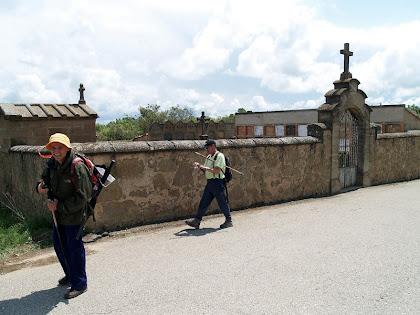 El nostre pas pel Cementiri de Brics