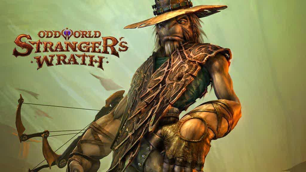 Oddworld : Stranger Wrath v 1.0.7 Apk + Data