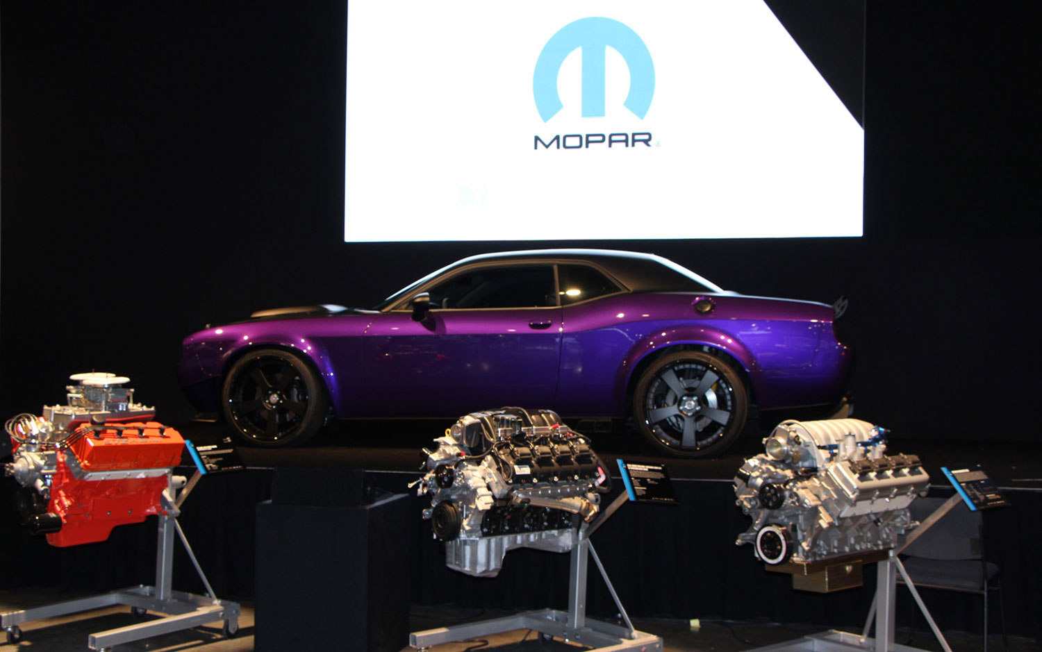 Jeff Dunham Builds Ultraviolet 2012 Dodge Challenger SRT8 for SEMA