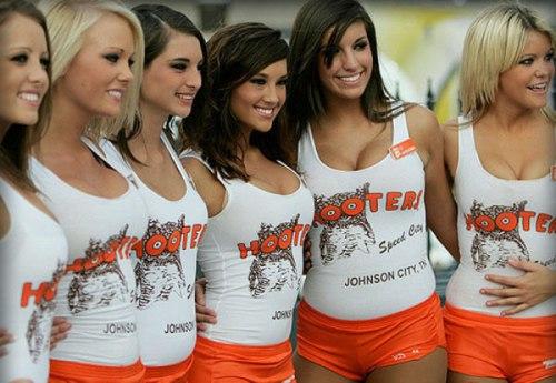 Hooters Girl Blogspot
