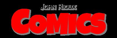 John Rioux Comics