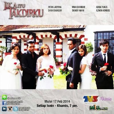 Jika Itu Takdirku - Slot Akasia TV3 (2014)
