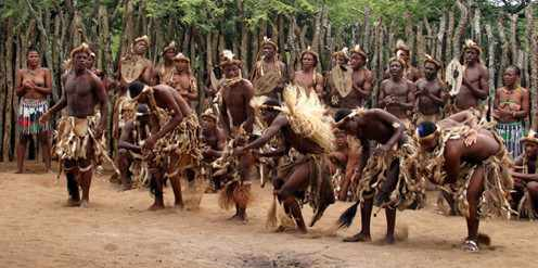 Tribu Bantú