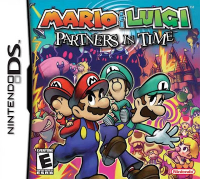 Mario & Luigi: Partners in Time DS