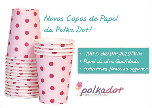 Copos de papel