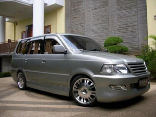 Everything about car  Modifikasi Kijang Kapsul