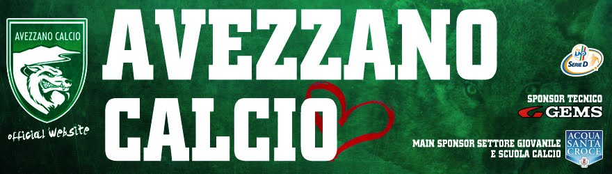 Avezzano Calcio - Official web site
