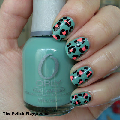 Hobby Polish Bloggers May Challenge - Fashion Inspired