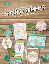 Spring/Summer catalogus