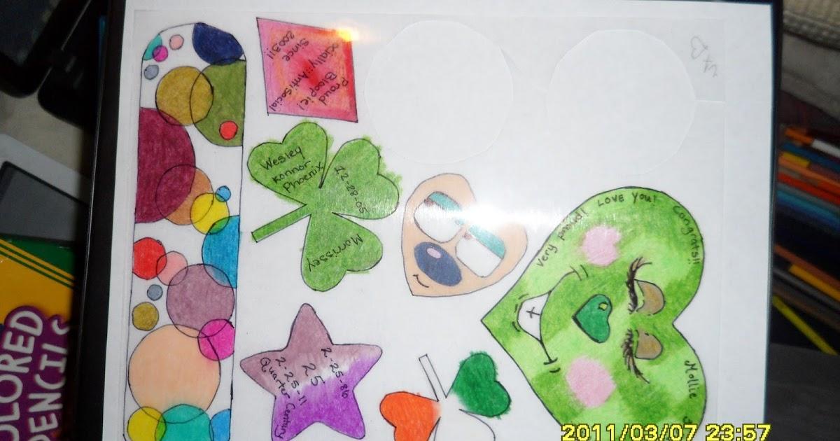 ArdenBijou Shrinking Plastic Shrinky Dinks