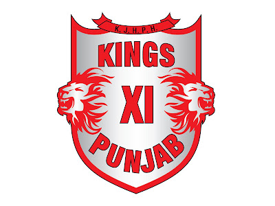 Indian Premier league Team Kings XI Punjab Logo