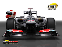 rFactor F1 RFT 2012 Sauber 6