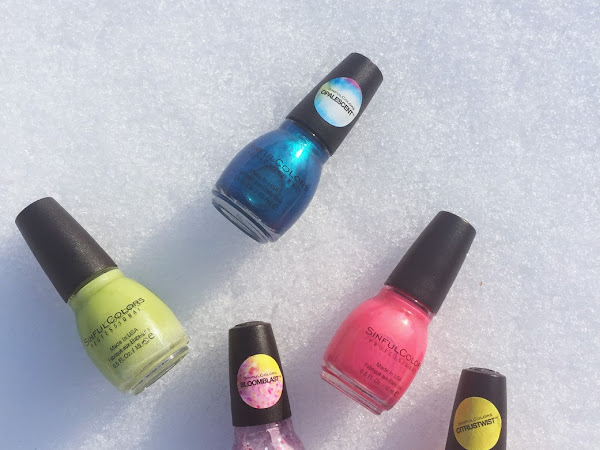 SinfulColors: Spring Fever 2015
