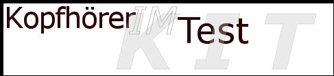 Kopfhörer Testberichte - Tests