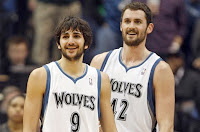 Healthy Ricky Rubio and Kevin Love are the key cogs for the Minnesota Timberwolves this season
