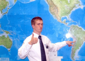 Read about my brother's mission in Paraguay