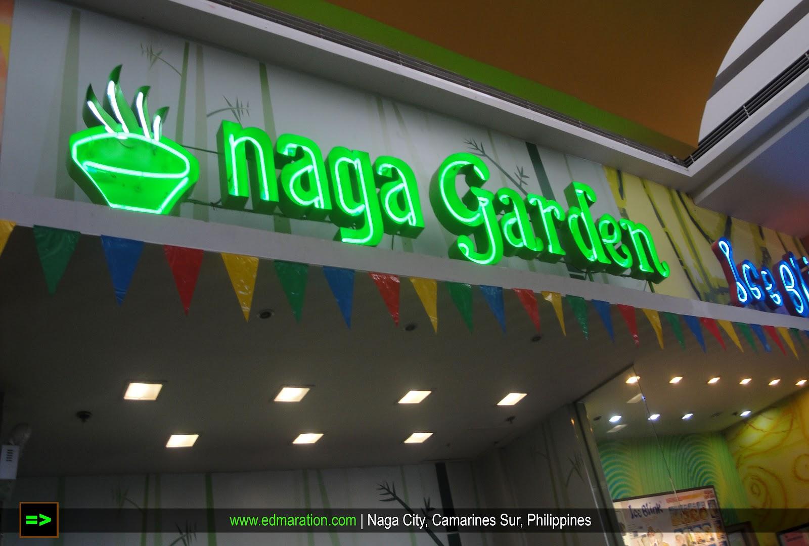 Naga Garden SM Naga