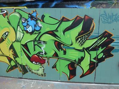 Graffiti, Streetart, Urbanart, Graffiti in München