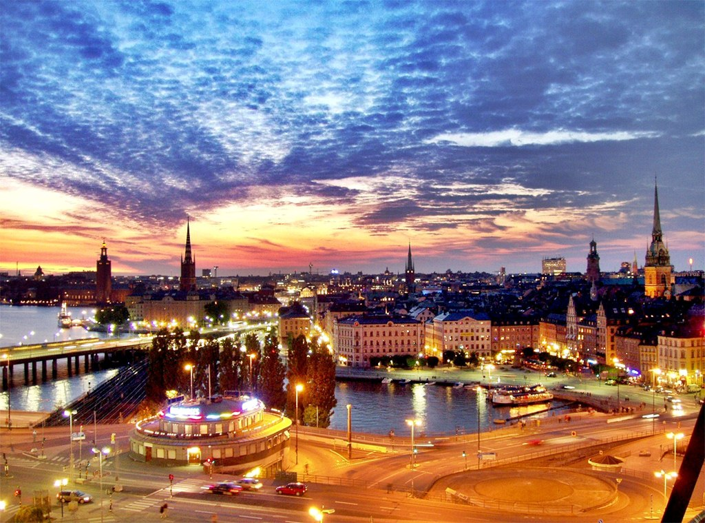 A weekend break in . . . Stockholm, Sweden   Travel   The