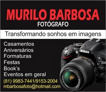 MURILO BARBOSA FOTÓGRAFO