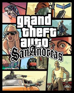Save Game GTA San Andreas PC Tamat 100%