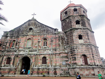 Nagcarlan Church (St. Bartholomew Parish Church)