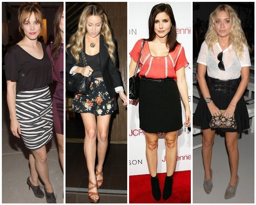 Sarahs' Sanctuary!: Skirts: