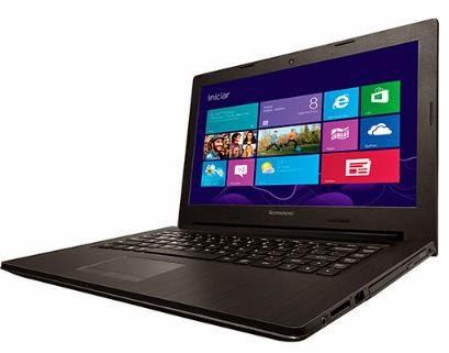 Notebook Lenovo G400s com Intel Core i3