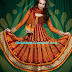 Pakistani & Indian Latest Party Wear Anarkali Umbrella Frocks Suits Designs 2014 Latest Fashion Outfits