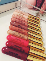 Megamix Lip Gloss Collection