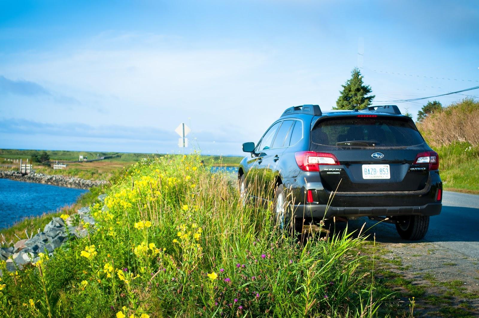 2015 Subaru Outback 2.5i Touring rear