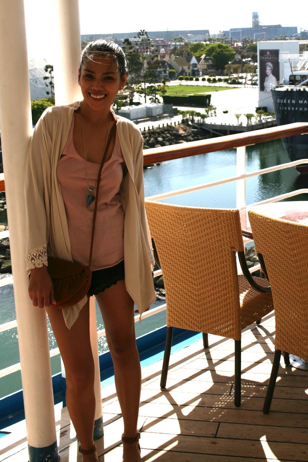 boho cruise style