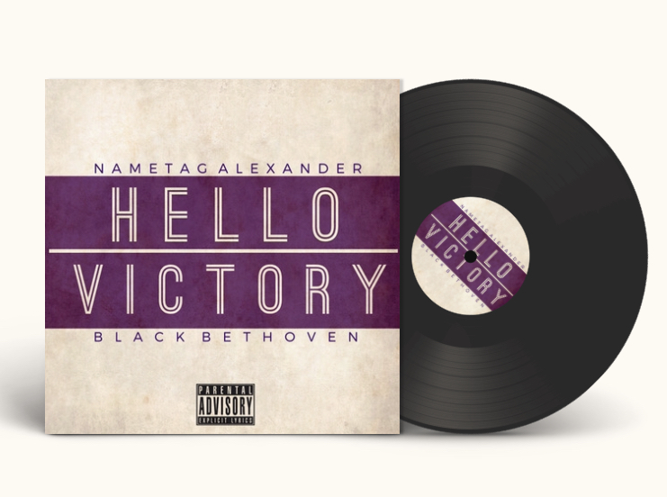 PRE ORDER HELLO VICTORY ON VINYL