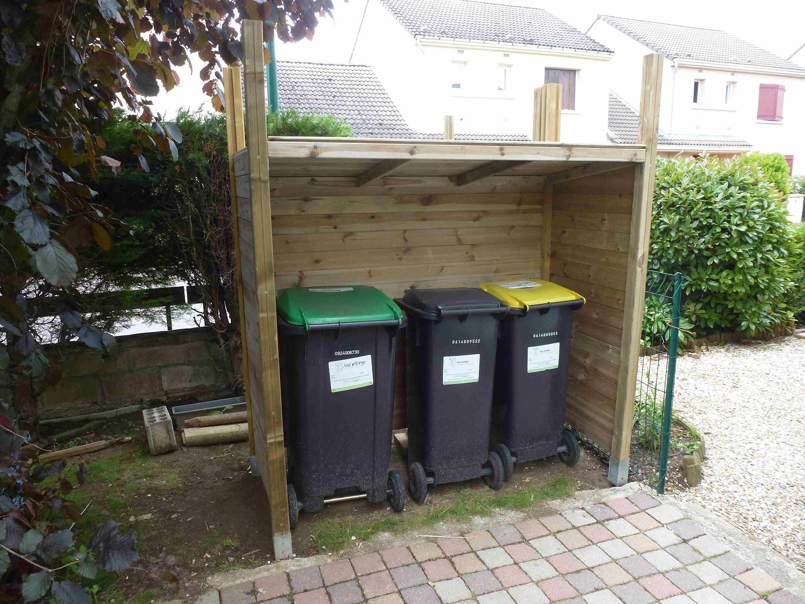 Le blog de notre maison abri poubelles de luxe - Abri a poubelle ...