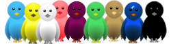 Cara Membuat Widget Twitter Burung Terbang