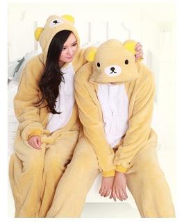 pijamas-rilakkuma