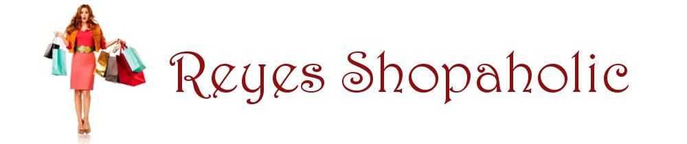 Reyes Shopaholic