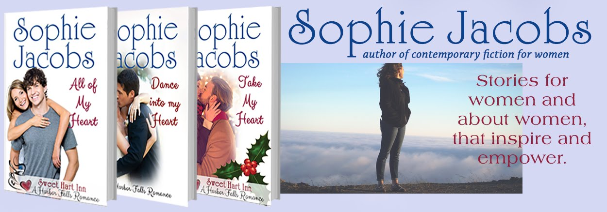 Sophie Jacobs - Official Site